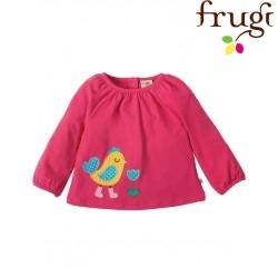frugi - Langarmshirt mit Küken