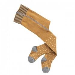 People Wear Organic - Bio Baby Strumpfhose mit Dreiecks-Muster
