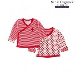 "Sense Organics - Bio Baby Wende Wickeljacke ""Wanda"""