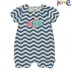 kite kids - Bio Baby Spieler mit Fisch-Motiv