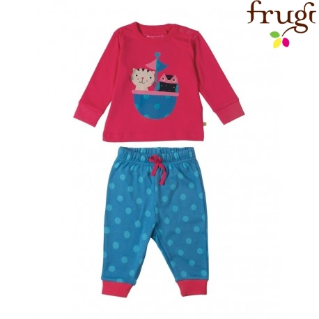 5e814a45cd frugi - Bio Baby Schlafanzug