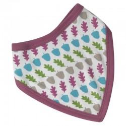 Pigeon - Bio Baby Tuch mit Wald-Motiv