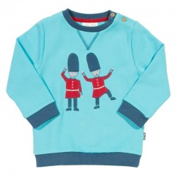 kite kids - Bio Kinder Sweatshirt mit London-Motiv