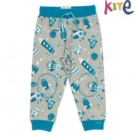 kite kids - Bio Kinder Sweathose Raumfahrt