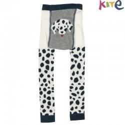 kite kids - Baby Leggings mit Dalmatiner-Motiv