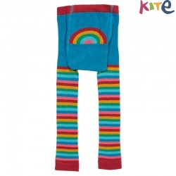 kite kids - Kinder Leggings mit Regenbogen-Motiv