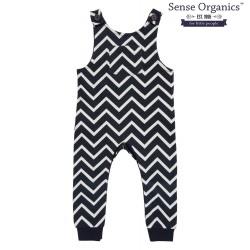 """Sense Organics - Bio Baby Sweat Strampler """"Simba"""""""