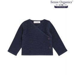 "Sense Organics - Bio Baby Strickjacke ""Picasso"""