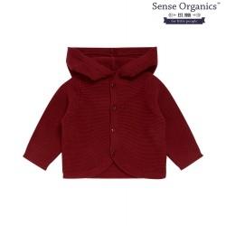 "Sense Organics - Bio Baby Strickjacke ""Paul"""