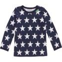 Fred`s World by Green Cotton - Bio Kinder Langarmshirt mit Sternen