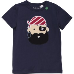 Fred`s World by Green Cotton - Bio Kinder T-Shirt mit Pirat