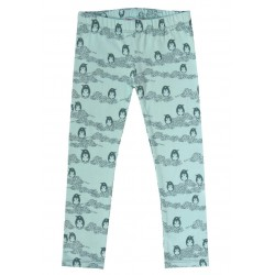Enfant Terrible - Bio Kinder Leggings mit Pinguin-Motiv