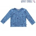 Enfant Terrible - Bio Baby Langarmshirt mit Monster-Motiv