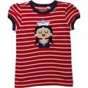 Fred`s World by Green Cotton - Bio Kinder T-Shirt mit Matrosin