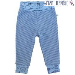 Enfant Terrible - Bio Baby Jerseyhose mit Monster-Motiv