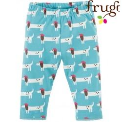 """frugi - Bio Baby Leggings """"Libby"""" mit Hunde-Motiv"""
