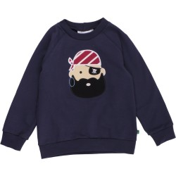Fred`s World by Green Cotton - Bio Kinder Sweatshirt mit Pirat