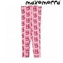 Maxomorra - Bio Kinder Leggings mit Einhorn-Motiv