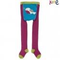 kite kids - Baby Strumpfhose mit Vogel-Motiv