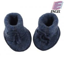 ENGEL - Bio Baby Fleece Schuhe, Wolle