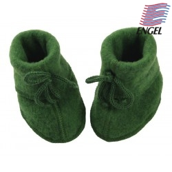ENGEL - Bio Baby Fleece Schuhe, Wolle