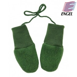 ENGEL - Bio Baby Fleece Fäustel, Wolle