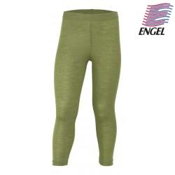 ENGEL - Bio Kinder Leggings, Wolle/Seide