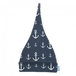 Holy Water - Baby Mütze mit Anker-Motiv
