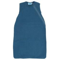 Reiff - Bio Fleece Schlafsack ohne Arm Wolle pazifik