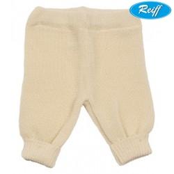 Reiff - Bio Strickhose Wolle natur