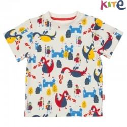 kite kids - Bio Kinder T-Shirt mit Drachen-Motiv