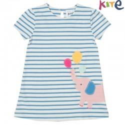 kite kids - Bio Kinder Kleid mit Elefanten-Motiv
