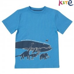 kite kids - Bio Kinder T-Shirt mit Wal-Motiv