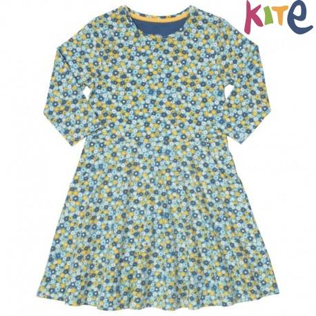 Kleid Kids Kinder Blumen Bio Kindermode Kite Mit Naturzwerge Motiv 2bWHE9eDYI