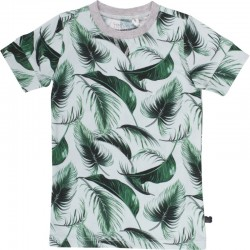 Fred`s World by Green Cotton - Bio Kinder T-Shirt mit Palmen-Motiv