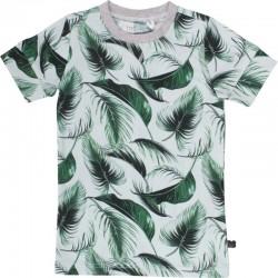 Fred`s World by Green Cotton - Bio Kinder T-Shirt mit Palmen-Motiv