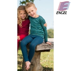 ENGEL - Bio Kinder Leggings, Wolle/Seide