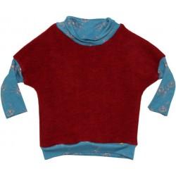 Lena Lieb - Kinder Pullover Haussperling Wolle/Seide
