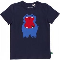 Fred`s World by Green Cotton - Bio Kinder T-Shirt mit Nipferd-Motiv
