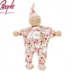 People Wear Organic - Manderl Puppe, rosa