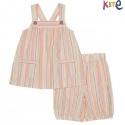 kite kids - Bio Baby Set Hose und Top mit Streifen