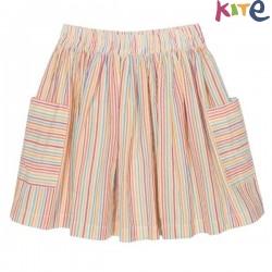 kite kids - Bio Kinder Rock mit Streifen