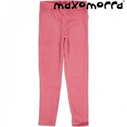 Maxomorra - Bio Kinder Velour Leggings