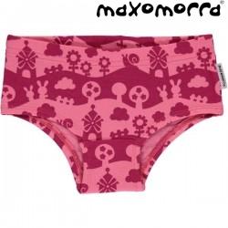 Maxomorra - Bio Kinder Panty mit Landschafts-Motiv