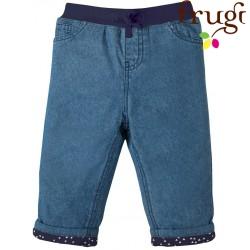 """frugi - Bio Baby Jeans """"Comfy"""", gefüttert"""