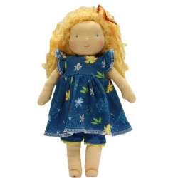 Walkiddy - Bio Waldorfpuppe Lisa