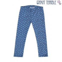 Enfant Terrible - Bio Kinder Leggings mit Sternen-Motiv