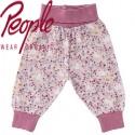 People Wear Organic - Bio Baby Sweathose mit Huhn-Motiv