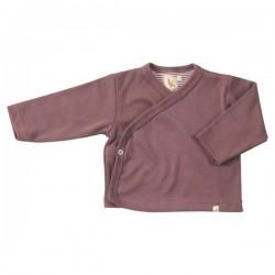Pigeon - Bio Baby Wickeljacke, mocha