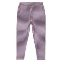 "Sense Organics - Bio Kinder Jerseyhose ""Tango"" mit Geo-Muster"